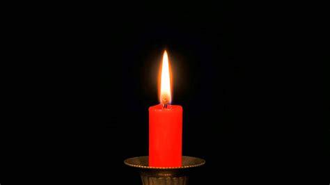 Burning Candles Burning Candle Time Lapse