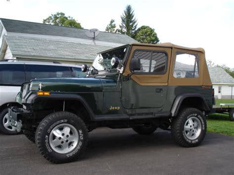 jeep yj topworldauto gt gt photos of jeep yj wrangler rio grande
