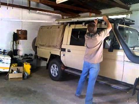 diy 4x4 awning awning for 4x4 youtube