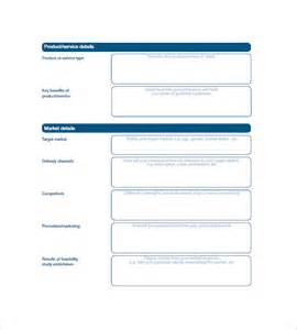 free simple business plan template simple business plan template 13 free sle exle