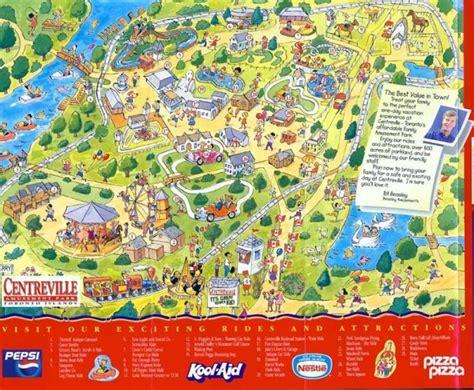 theme park toronto theme park brochures centreville amusement park theme