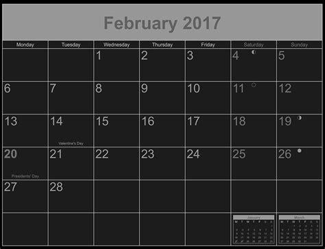 printable monthly calendar iphone 2017 calendar 2017