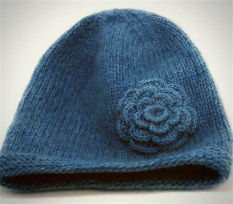 knit hat free knit pattern hat