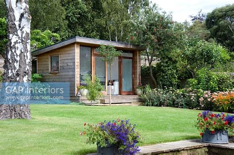 summer house interiors gap interiors garden with summer house image no 0043358 photo by mark nicholson