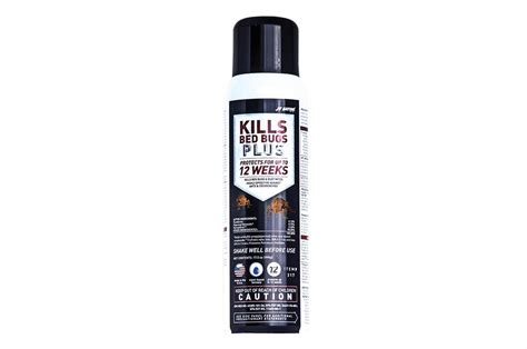 kills bed bugs  aerosol spray nixalite