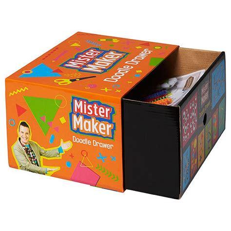 mr maker doodle drawer mister maker doodle drawer orange target australia