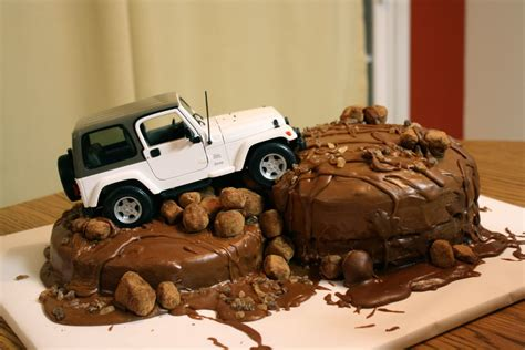 happy birthday jeep cake the traveling spoon dabbling in decorating jeep cake