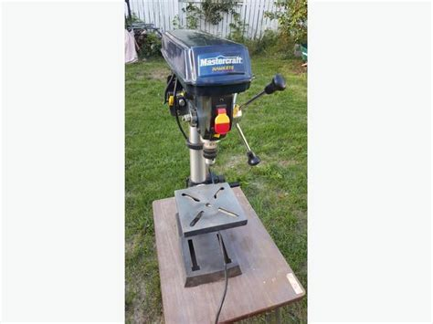 canadian tire bench press mastercraft 10 quot drill press with laser south regina regina
