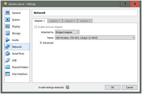 configure network ubuntu server virtualbox virtual box server client ubuntu server 16 04 1 lts adyoi