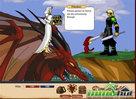 dragonfable full review mmohuts