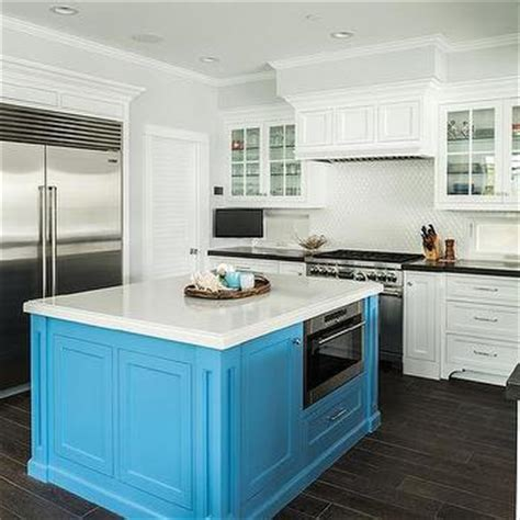 turquoise kitchen island kitchen design decor photos pictures ideas
