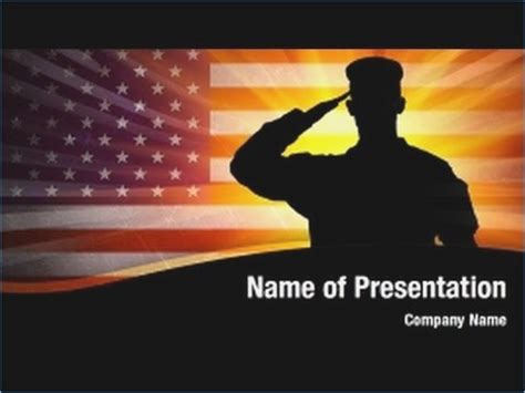 Army Powerpoint Presentations Playitaway Me Army Powerpoint Template