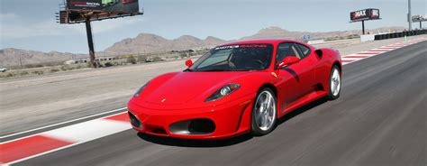 Exotics Racing Las Vegas & Los Angeles Supercar Driving Experience