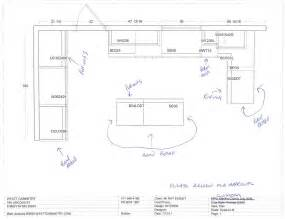 floor plans island commercial examples