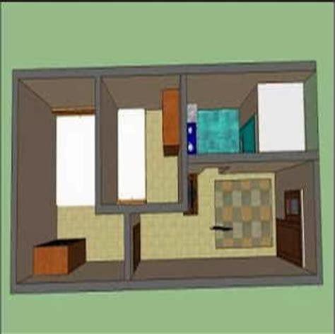 desain interior kontrakan dekorasi dan desain membuat rumah petak nyaman dekorasi
