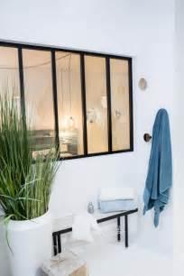 Formidable Salle De Bain Style Atelier #5: separation-verriere-leroy-merlin-chambre-salle-de-bains.jpg