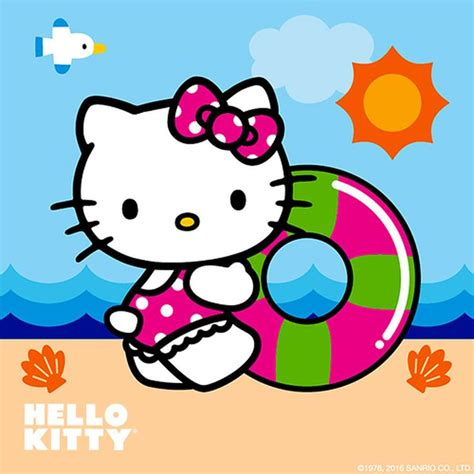 hello kitty summer 75 best hello summer images on pinterest hello summer