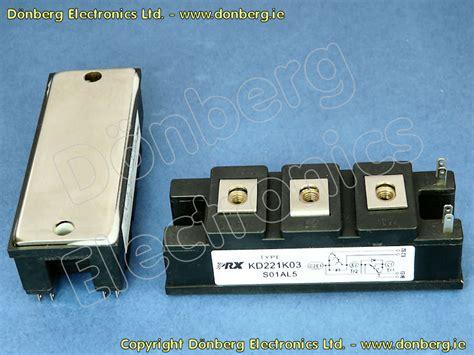 darlington transistor module semiconductor kd221k03 dual darlington transistor module