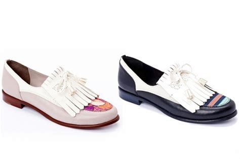 Burch Flat Shoes Mirror Quality 17 Burch Summer 2012 Shoes Collection