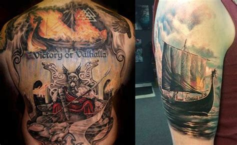 tatuajes vikingos significado de los tatuajes n 243 rdicos