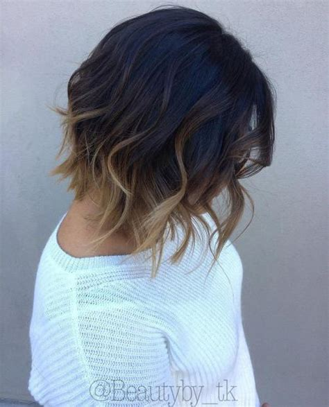 ombre highlights for short bob 30 short ombre hair options for your cropped locks in 2018