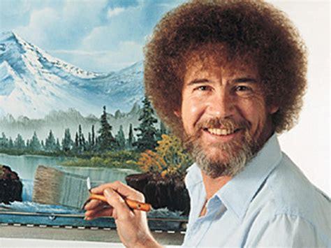 bob ross painting intro painter s algorithm