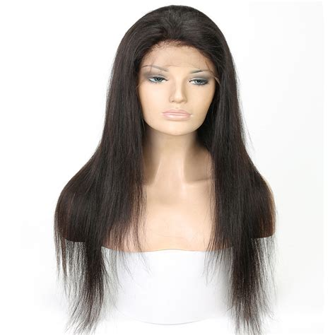 why is my hair straight in the front but curly in the back straight wigs 150 density lace front human hair wigs with