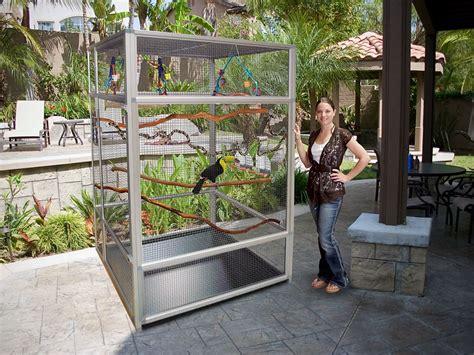 Custom Bird Cage custom bird aviary bird cages bird aviary