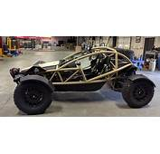 You Can Now Get An Ariel Nomad In America  Vehicles