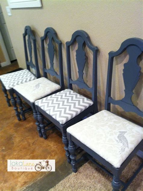 Refinishing Dining Chairs The 25 Best Refinished Chairs Ideas On Pinterest Painting Kitchen Chairs Painted Wooden