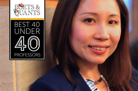 Http Poetsandquants 2017 03 26 40 Outstanding Mba Professors 40 by 2017 Best 40 40 Professors Szu Chi Huang Stanford Gsb
