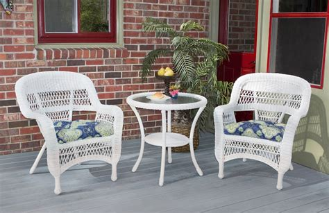 White Resin Patio Furniture by Best White Resin Wicker Patio Furniture And White All