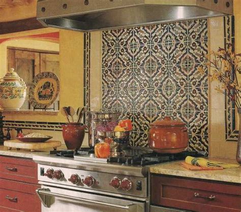 italian kitchen backsplash home decorating in mediterranean style brings unique accents into living spaces
