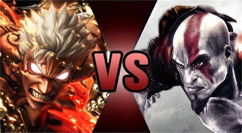 Vanity Armor Kratos Vs Asura By T Boneyo On Deviantart