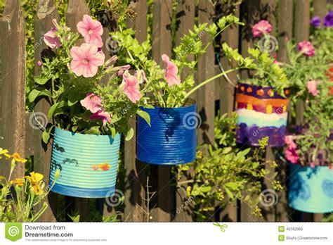 vasi dipinti vasi dipinti fotografia stock immagine di fiori arte