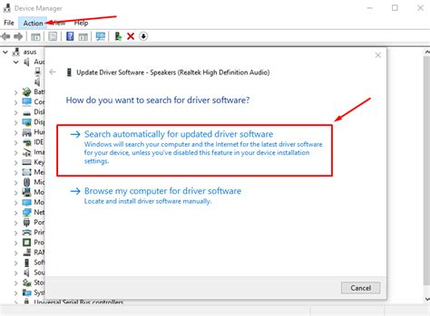 how to a to search how to update drivers in windows 10 automatically windows 10 pro