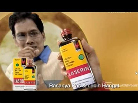 Obat Batuk Laserin iklan obat batuk laserin dewasa dan laserin madu