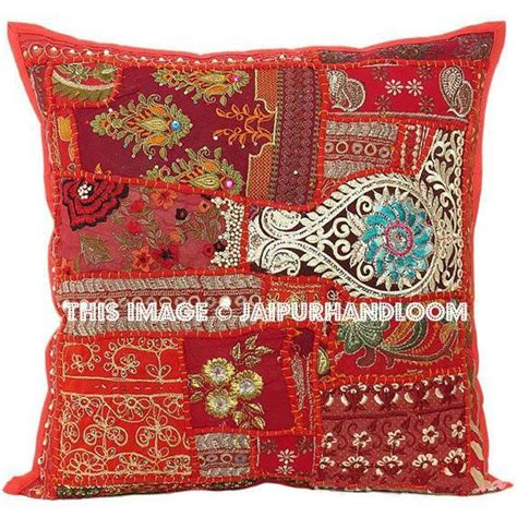 24 quot floor cushions handmade indian throw pillows for