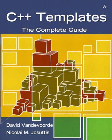 David Pearson Plumbing by Suggestion For Template Book For C Stack Overflow