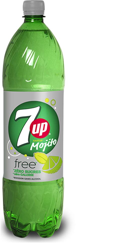 Light Mojito by 7up