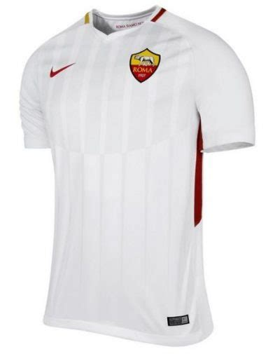 Sale Jersey As Roma Away Putih 2017 2018 Grade Ori jersey as roma away 2017 2018 terbaru replika top