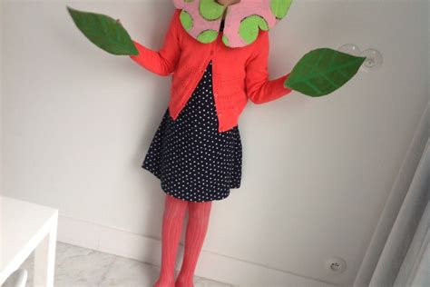 how to make a flower costume with pictures wikihow flower costume diy