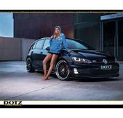 VW Golf Mk7 Tuning Pictures