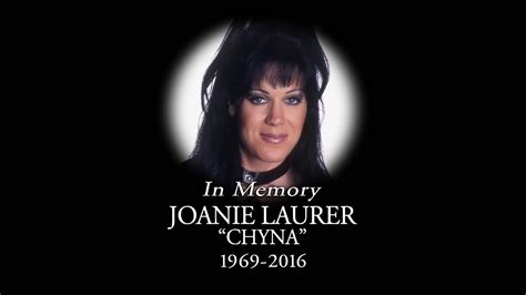 china doll wwf salutes chyna with memorial