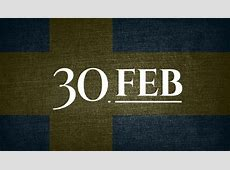 February 30 Was a Real Date 2016 Calendar With Julian Date Calculator