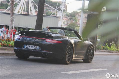 Porsche 991 Cabrio 4s by Porsche 991 4s Cabriolet 14 February 2017