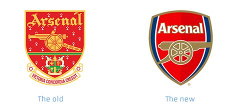 arsenal motto everton s new crest the importance of consultation