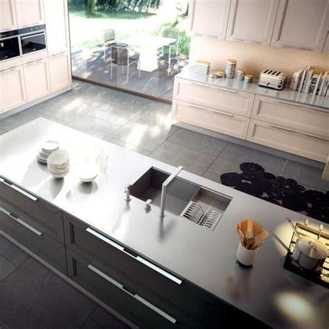Cucina Top Acciaio by Top Cucina E Piani Lavoro I Migliori Consigli Su Quali