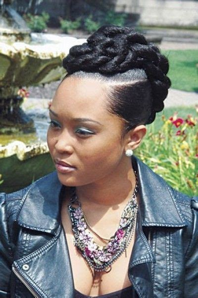 Braided wedding hairstyles for black women cute updo hairstyle for african american women tags