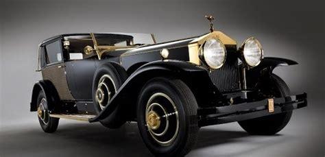 rolls royce car history henry royce bald in history